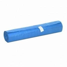 Worki na śmieci, odpady 120l - niebieskie