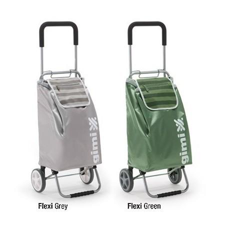GIMI składany wózek/torba zakupowa Flexi