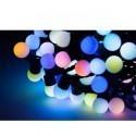 Diodowe, LED, lampki choinkowe ozdobne, RGB- 20mb