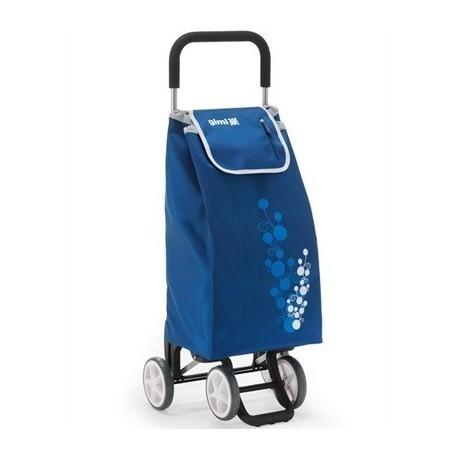 GIMI TWIN niebieski profesjonalny wózek 4 kołowy - NOWOŚĆ