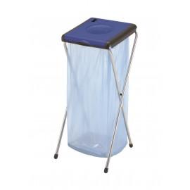 GIMI Nature 1 niebieski - stojak 1x120l, stelaż na worki, na śmieci. Najwyższa jakość