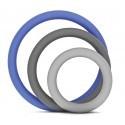 Brabantia 621024 - żaroodporne pierścienie silikonowe