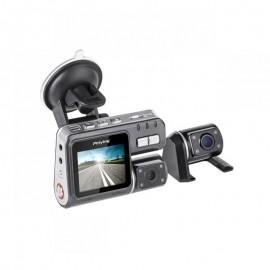 Rejestrator samochodowy Peiying HD (1280x720) dwie kamery, PY0015