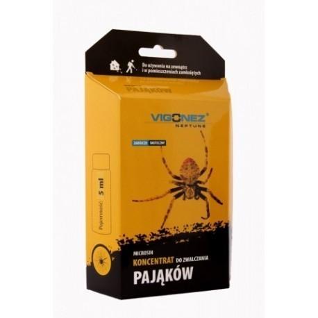 VIGONEZ - Koncentrat polecany do zwalczania pająków i pajęczyn, 30ml