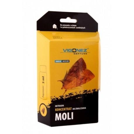 VIGONEZ - Koncentrat do zwalczania moli, 5ml