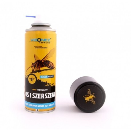 VIGONEZ - Spray do zwalczania os i szerszeni, 200ml