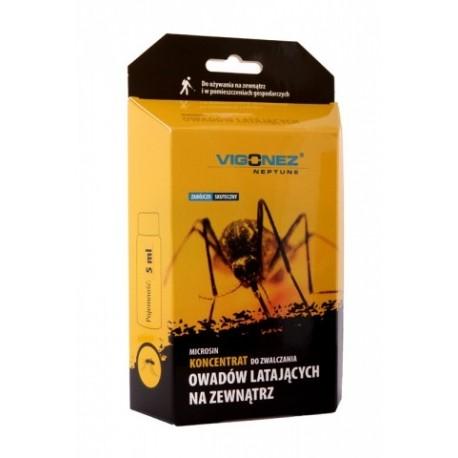 VIGONEZ - Koncentrat do zwalczania owadów latających na zewnątrz, 5ml