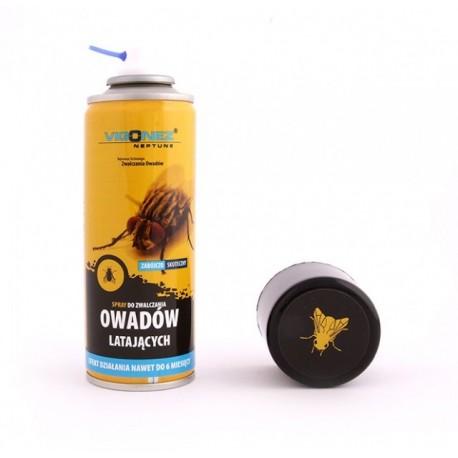 VIGONEZ - Spray do zwalczania owadów latających, 200ml