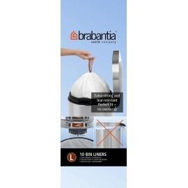 Brabantia, worki plastikowe - rozmiar L 40-45l
