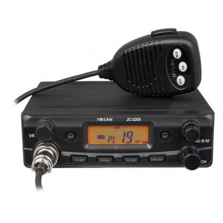 YOSAN JC 2205 - Radio CB