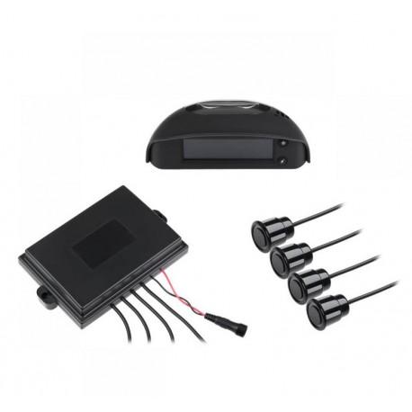Samochodowy, solarny, bezprzewodowy czujnik parkowania, parktronic, mod. 2688, urz0207
