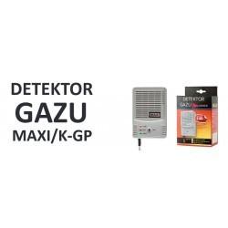 Detektor gazu metan, propan-butan, czujnik typu: MAXI /K-GP