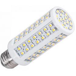 Żarówka LED duży gwint (biała ciepła, 114x3528 SMD, 230V 7.5W E27