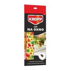 Lep na muchy do mocowania na okno 4szt KROPP