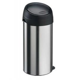 Meliconi kosz na śmieci SOFT Touch - 60l Inox