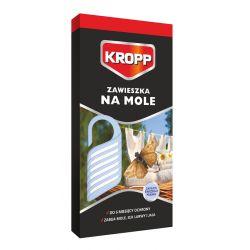 Zawieszka na mole odzieżowe o zapachu świeżego prania KROPP