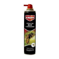 Spray, gaśnica na osy i szerszenie zasięg 5m, 300ml KROPP
