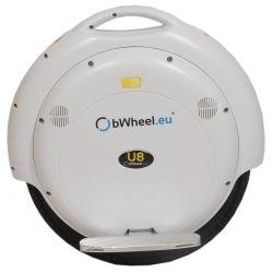 bWheel U8 White, biały jednokołwiec, monocykl elektryczny