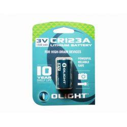Olight Litowa bateria 3V CR123A 1500 mAh