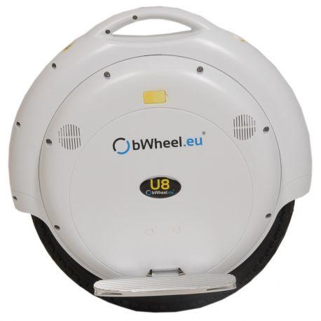 bWheel U8 White, biały monocykl elektryczny