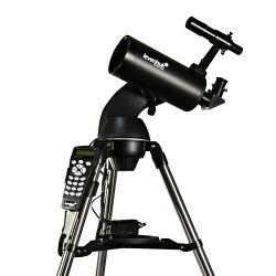 Teleskop Levenhuk SkyMatic 105 GT MAK Teleskop Maksutowa-Cassegraina z funkcją GoTo