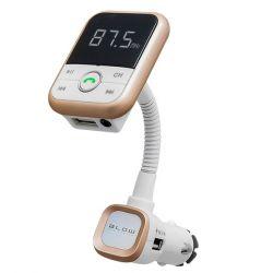 Transmiter FM BLOW Bluetooth 4.0 zestaw głośnomówiący oraz ładowarka USB 2,1A