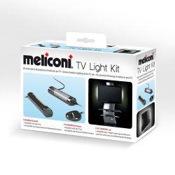 Uniwersalne lampy LED do obudowy telewizora Meliconi
