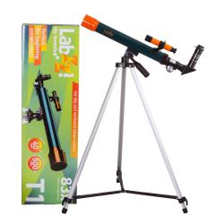 Zestaw Levenhuk LabZZ MT2 z mikroskopem i teleskopem dla dzieci powyżej 6 lat.