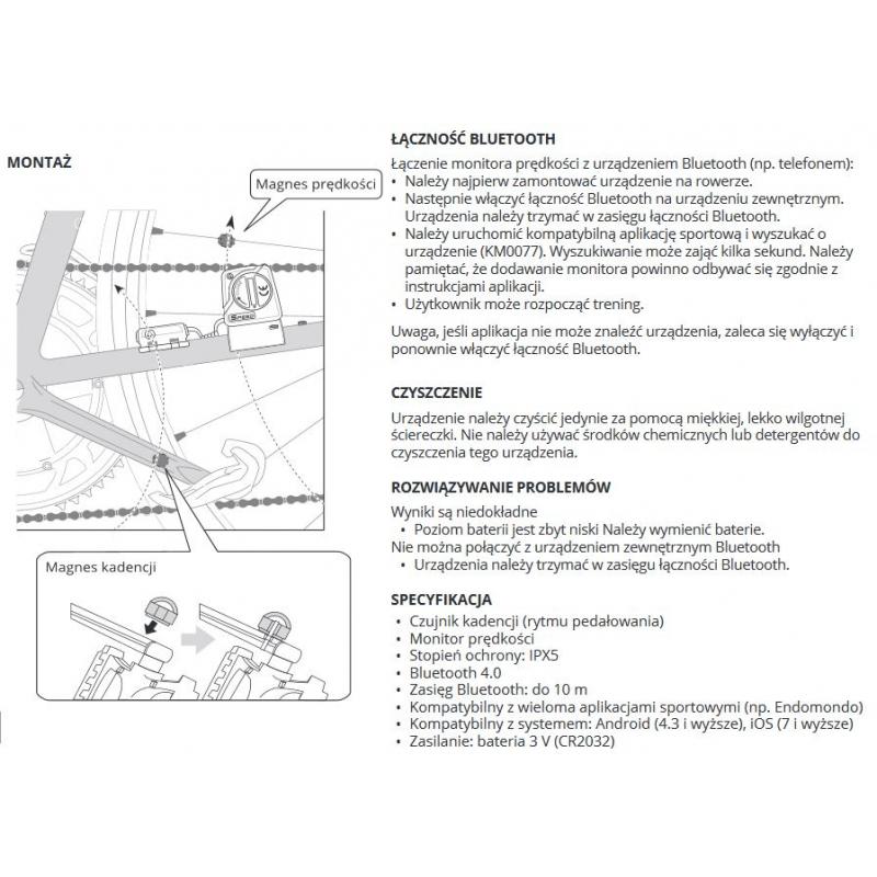Znalezione obrazy dla zapytania kruger & matz XT100
