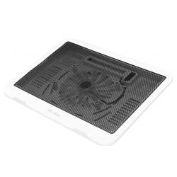 Podstawka chłodząca pod laptop biała BLOW