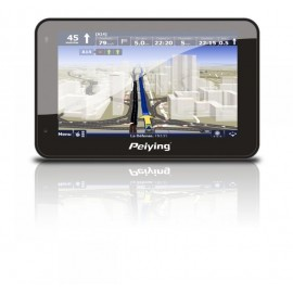 Nawigacja satelitarna Peiying ALIEN PY-GPS5005 (BT, Internet) + AutoMapa Polski XL