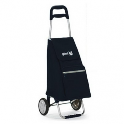 GIMI Argo poręczny wózek na zakupy czarny