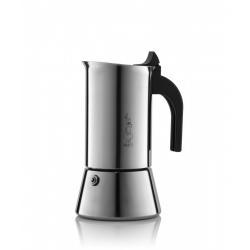 BIALETTI VENUS Iduction kawiarka stalowa na 4 filiżanki kawy
