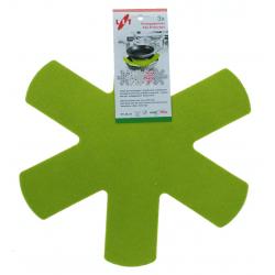 LIT Przekładka do patelni, zielony ochraniacz garnków 3szt