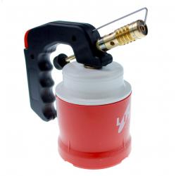 LIT Palnik gazowy, lutlampa na kartusze 190g z zapalarką piezo