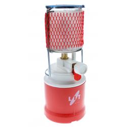LIT Lampa gazowa turystyczna na kartusz 190g z zapalarką