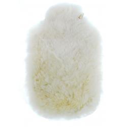 Fashy Termofor 2l w osłonie z naturalnego futra lamy