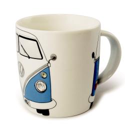 VW Porcelanowy kubek BUS BLUE