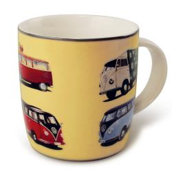 VW Porcelanowy kubek BUS PARADE