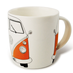 VW Porcelanowy kubek BUS ORANGE