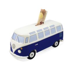 VW T1 Skarbonka porcelanowa BUS Clasic Blue
