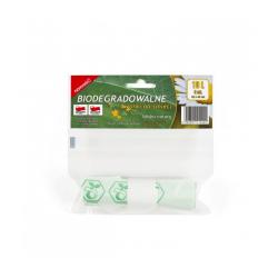 Biodegradowalne worki na śmieci 35l do ECOBIN