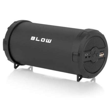 BLOW Głośnik Bluetooth BAZOOKA BT900 czarna