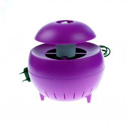 LIT Lampa LED do zwalczania owadów latających - fioletowa