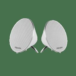 Kruger&Matz Soul Stereo Przenośny głośnik Bluetooth - biały