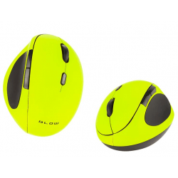 BLOW Mysz MB-50 Limonka bezprzewodowa myszka optyczna