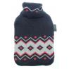 Fashy Termofor w sweterku w romby - 2l