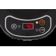 TEESA Czajnik bezprzewodowy stalowy z regulacją temperatury TSA1535