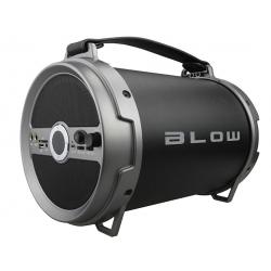 BLOW Głośnik Bluetooth BAZOOKA BT2500 czarna