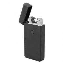 ZAPALNICZKA PLAZMOWA USB, CZARNA